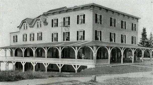 The Altamonte was purchased in 1910 by Sadie and Isadore Lusher. Courtesy of the Bethlehem Heritage Society.