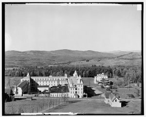 The Maplewood Hotel, courtesy of the Library of Congress