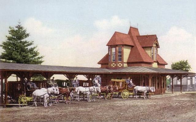 Bethlehem Rail Station